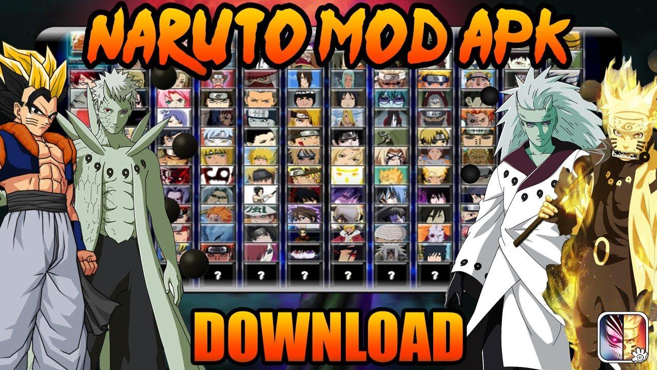 Naruto Mod Apk Bleach Vs Naruto 3 3 Android Download Youtube