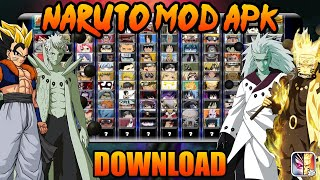 Naruto MOD APK - Bleach Vs Naruto 3.3 (Android) [DOWNLOAD]