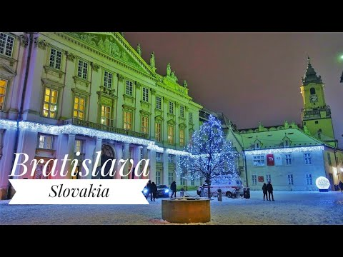 Bratislava Slovakia | 10 Best Places to See | Trip to Slavic Lands