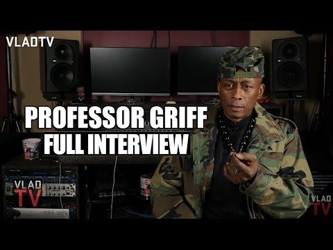 Professor Griff (Full Interview)