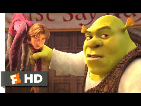 Shrek The Third 2007 Revenge Of The Nerd Scene 4 10 Movieclips Youtube