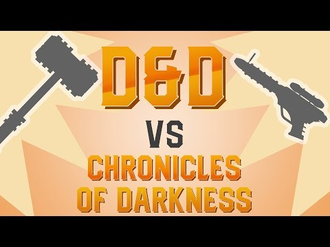 D&D Versus Chronicles Of Darkness