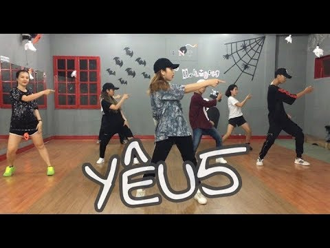 [Beginner's Class] Rhymastic - Yêu 5 (Hoaprox Remix) | Herb Xu Choreography