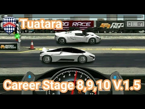 drag racing tune car tuatara for 3 career stage level 8 9. Black Bedroom Furniture Sets. Home Design Ideas