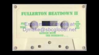 Fullerton Beatdown Vol 2  Mario Latin House 90