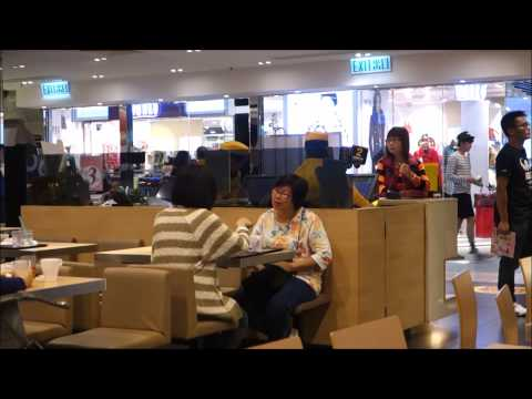 Cafe de Coral Fu Tung Plaza opposite Citygate Outlets Hong Kong 香港