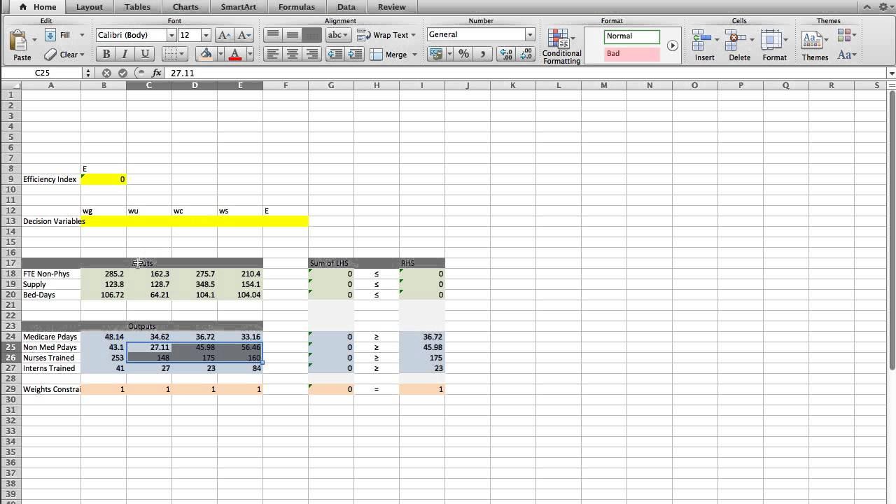Data Envelopment Analysis Data Envelopment Analysis JFC CZ as