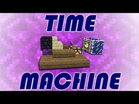 how to make a time travel machine
