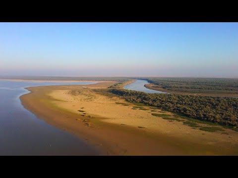 Берега Краснодарского водохранилища (part 1)