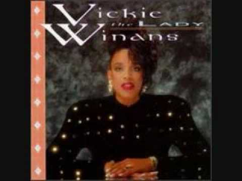 Vickie Winans-The Right Place