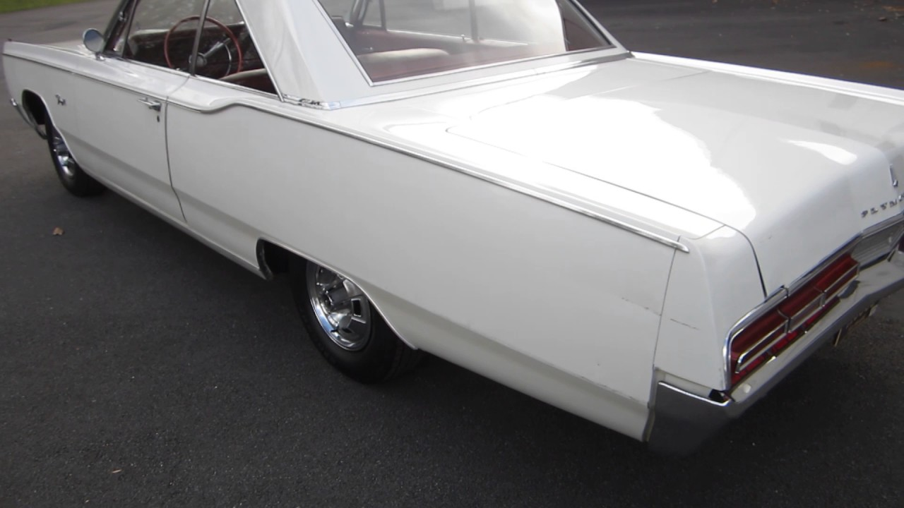 Rare Original Two Owner 1967 Plymouth Fury Iii Sold