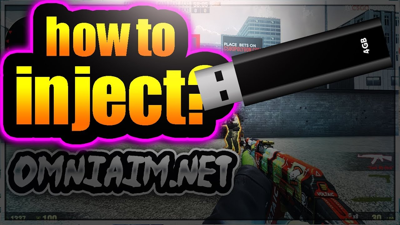 HOW TO INJECT OMNIAIM NET|| Chill X (Outdated)