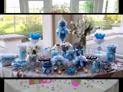 Candy Buffet Decor Ideas For Wedding Youtube