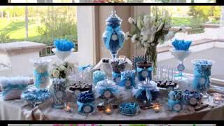 Candy Buffet Decor Ideas For Wedding