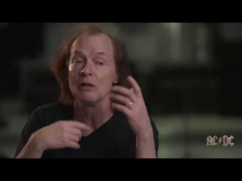 AC/DC – Angus Cliff & Axl Rose (Discuss Brian's Health & Departure)
