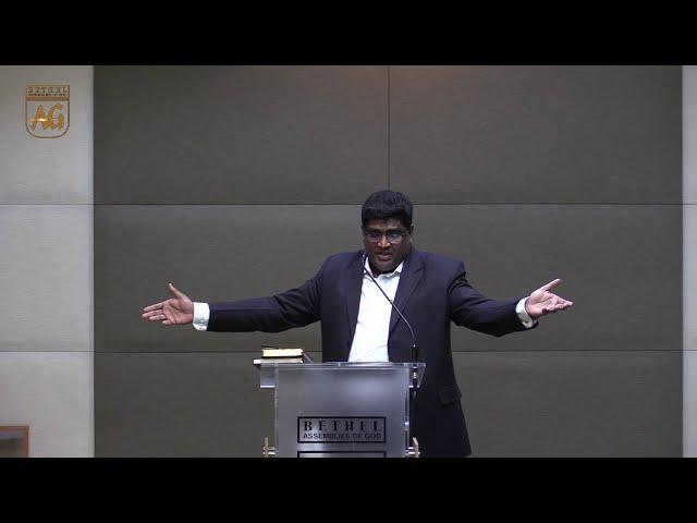 Ps David   English Sermon   28 June 2019