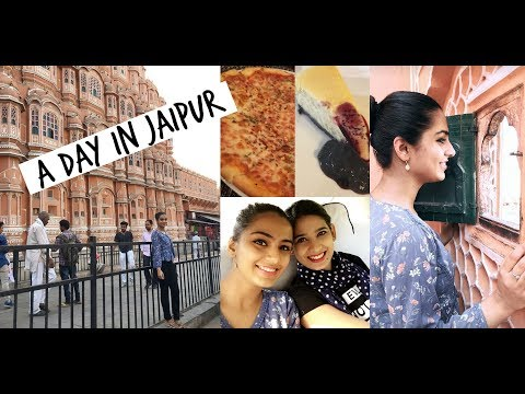 A DAY IN JAIPUR | TRAVEL VLOG | CABIN CREW LAYOVER