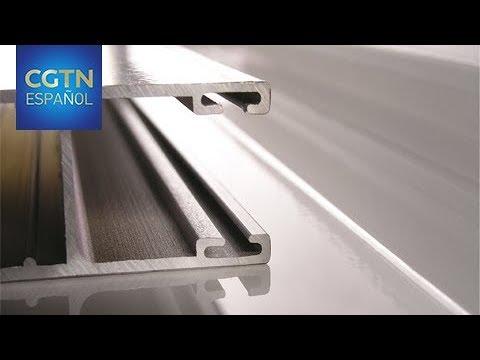 Rusia y China negocian la venta de productos de aluminio y acero