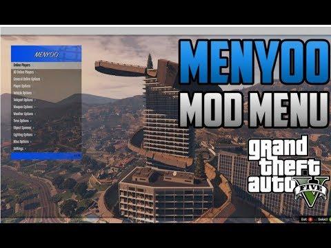 HOW TO INSTALL MOD MENUS FOR GTA 5 PC!!! (MENYOO & SIMPLE TRAINER) GTA 5  MODS