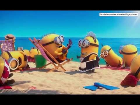 The Minions Party Mix (summer), funny music video