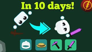 Starve.io THE BEST QUICK WAY TO GET AMETHYST! In 10 Days (Starve.io Tips & Tactics & Guide)