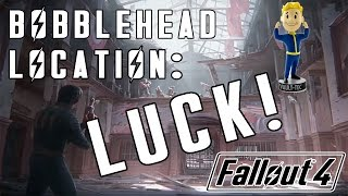 fallout 4 luck bobblehead location spectacle island