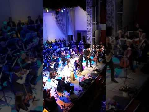 Tetyana Sporynina: Співає Лучіана Гакман. Концерт у Чернівцях. Фрагмент