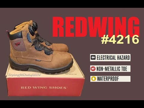 Redwing Boots 4216