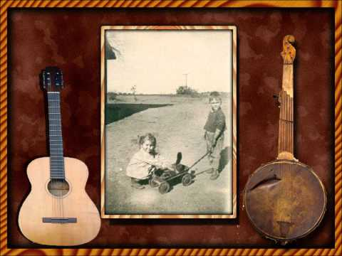 In The Pines. Old country & blues song. Clawhammer banjo music & vocal.