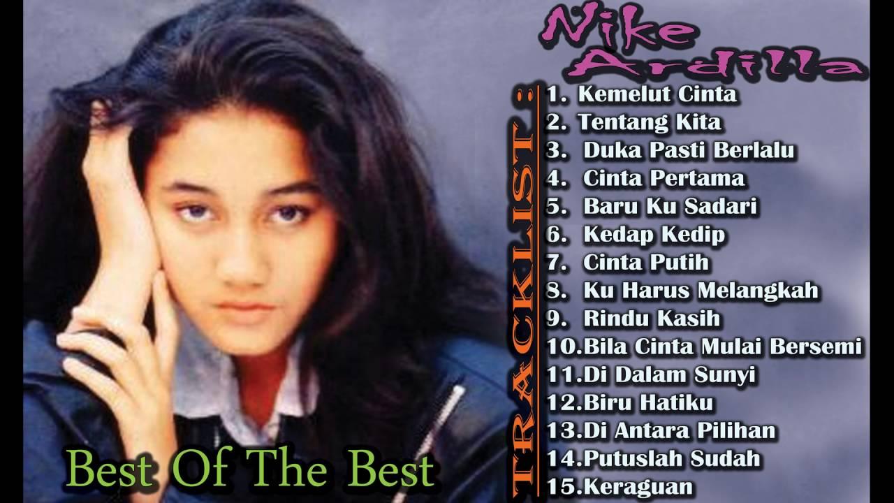 huge discount 44547 e3d39 Nike Ardilla FULL ALBUM - 15 Lagu Terbaik - Nostalgia Tembang Lawas