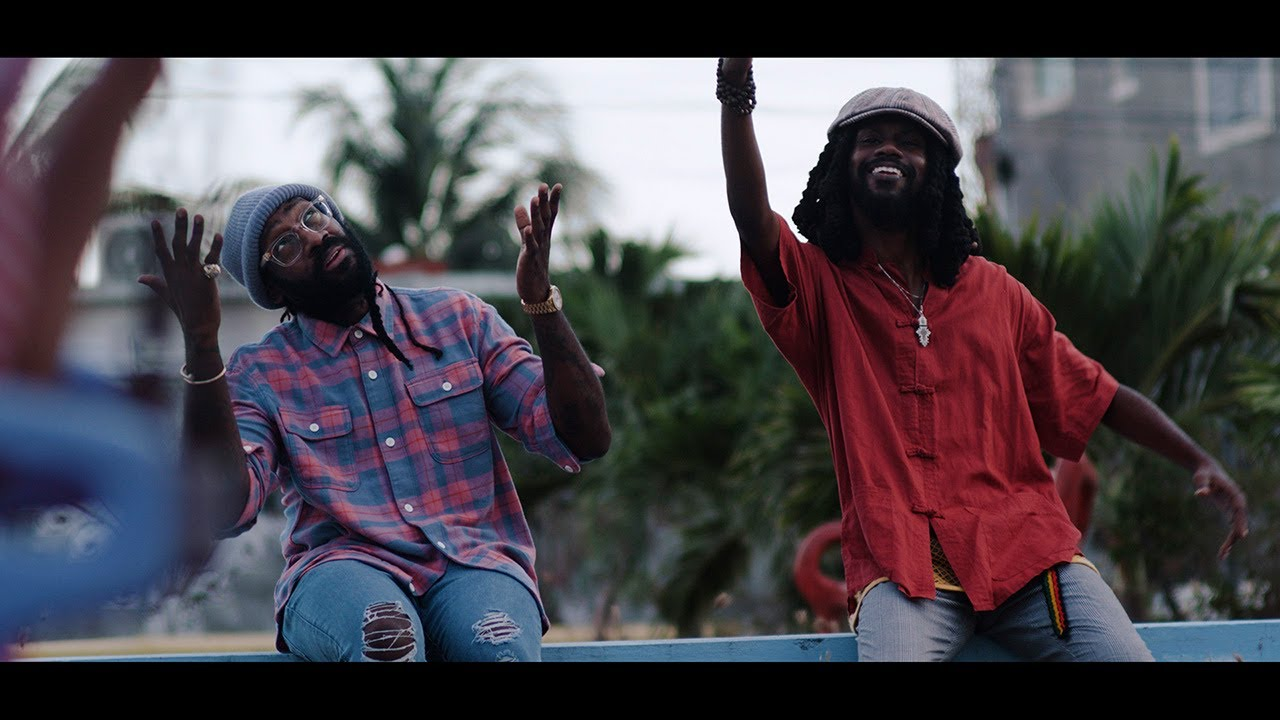 Runkus x Tarrus Riley - MAKE IT BREATHE (official music video)