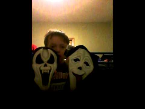 Wassup scream parody mask
