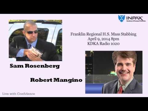 Sam Rosenberg with Robert Mangino KDKA Radio April 9, 2014