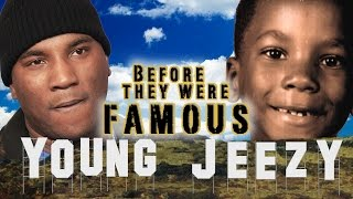 YOUNG JEEZY - Before They Were Famous - TRAP OR DIE 3