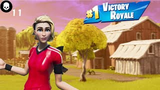 BEST FORTNITE SKIN?? FINESSE FINISHER SOLO ARENA MUST WATCH