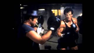 EYE OF THE TIGER INSTRUMENTAL | Rocky and Apollo training - movie version |