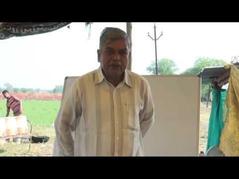 Organic Farming Training + Demo_Subhash Sharma ji part 1 of 4