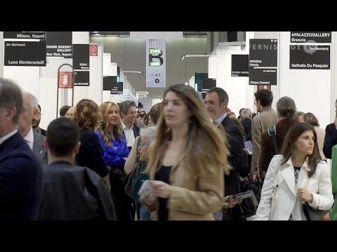 Miart 2017 Milan International Modern and Contemporary Art Fair