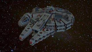 Lego Star Wars: Millennium Falcon Tales. Episode 0 (Foto-Comic)