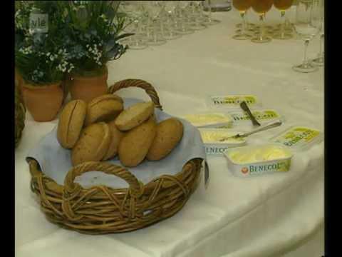 Benecol-margariini TV-uutisissa 16.11.1995