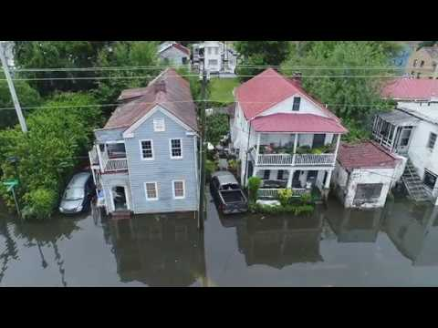 Flooding In South Carolina Has Increased 350%