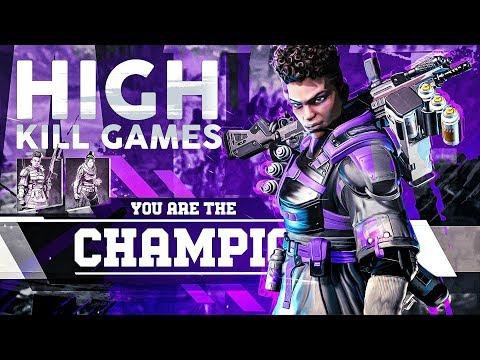 TOP APEX PLAYER // AGGRESSIVE PLAYSTYLE // 1700+ KILLS // APEX LEGENDS