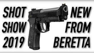 Download Shot Show 2019 Beretta 92 Elite Ltt MP3, MKV, MP4