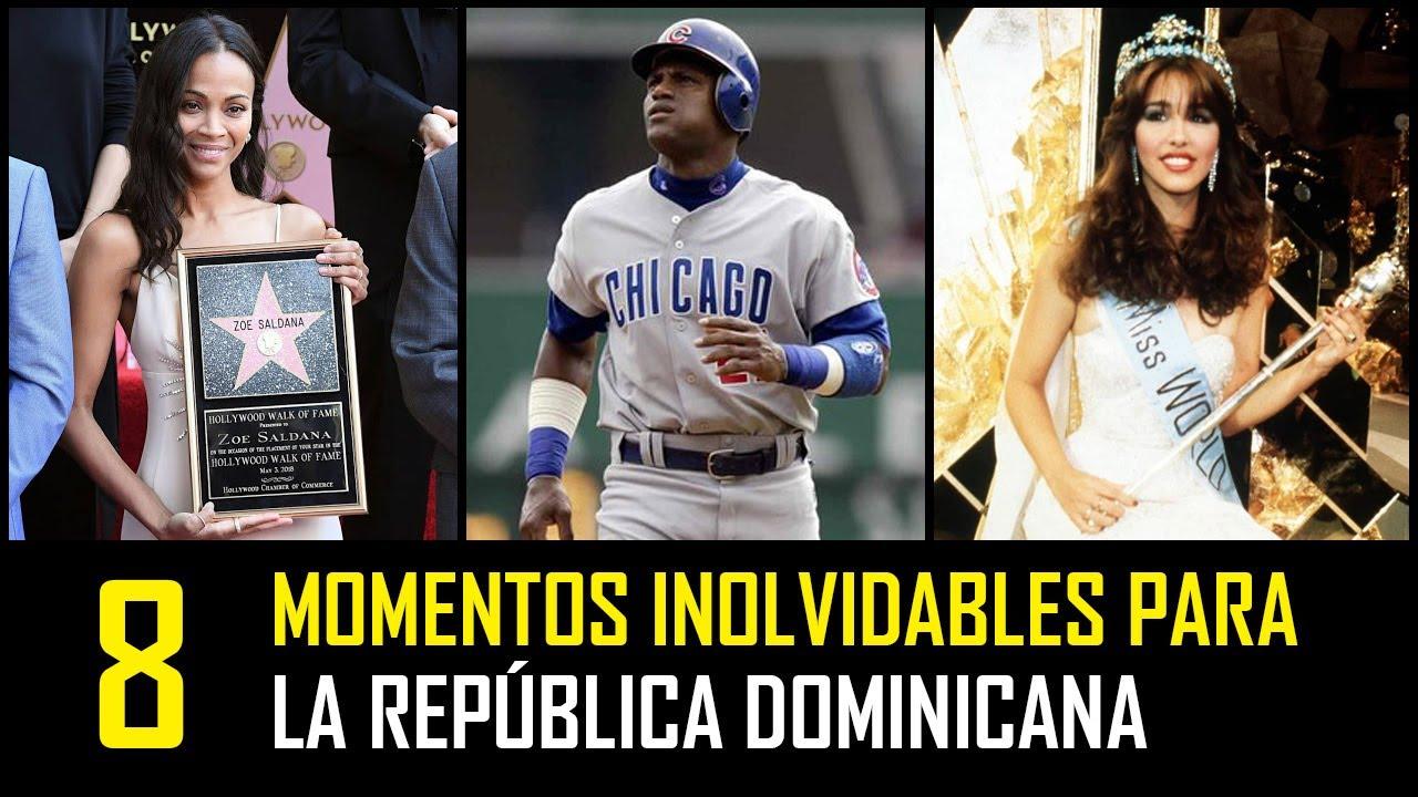 Momentos en que la República Dominicana se sintió Dueña del Mundo │Parte 2│