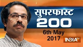 Superfast 200 | 6th May, 2017, 7:30pm ( Part 2) - IndiaTV