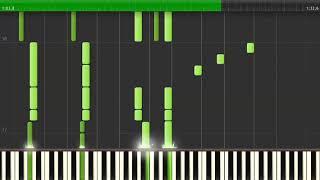 시크릿 쥬쥬 별의 여신 엔딩(가장 밝게 빛나는 별)-NEW SECRET JOUJU ENDING-Piano A…