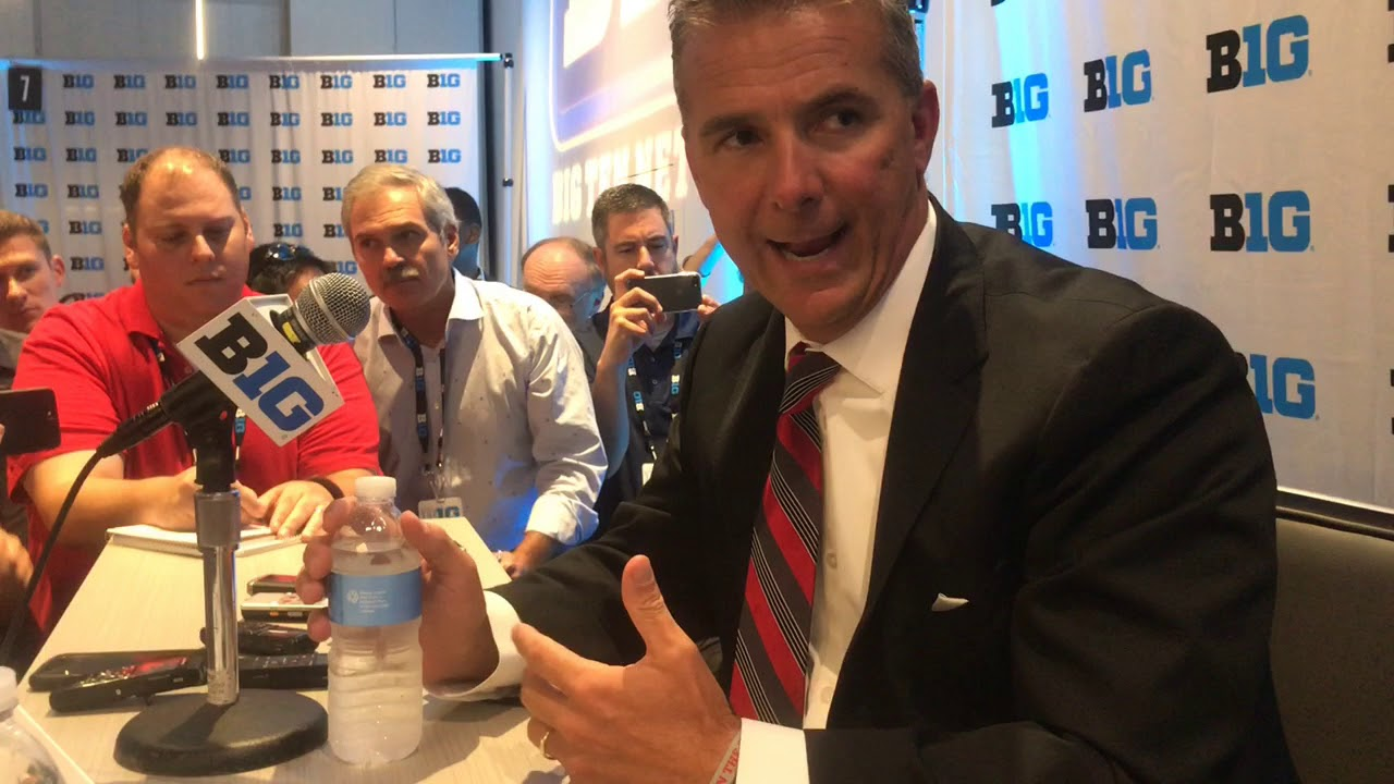 Urban Meyer opens up about handling of Zach Smith allegations, reaction toward ...