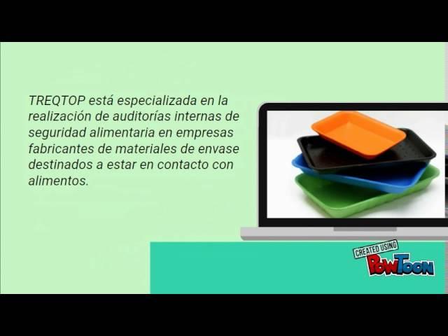 Nuevos videos TREQTOP en YouTube AUDITORÍAS INTERNAS BRC IOP / IFS PACsecure