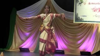 Andela Ravamidi Padamulada (Ref: Swarnakamalam) Dance  @ GATA Ugadi 2013