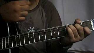Vanite Acoustic Guitar Tutorial (Natty Jah - Mauritian Song)